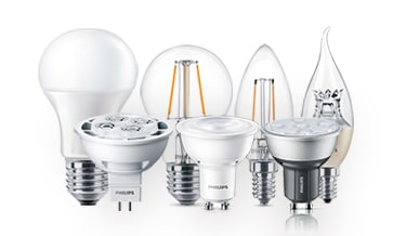 Philips lampes LED