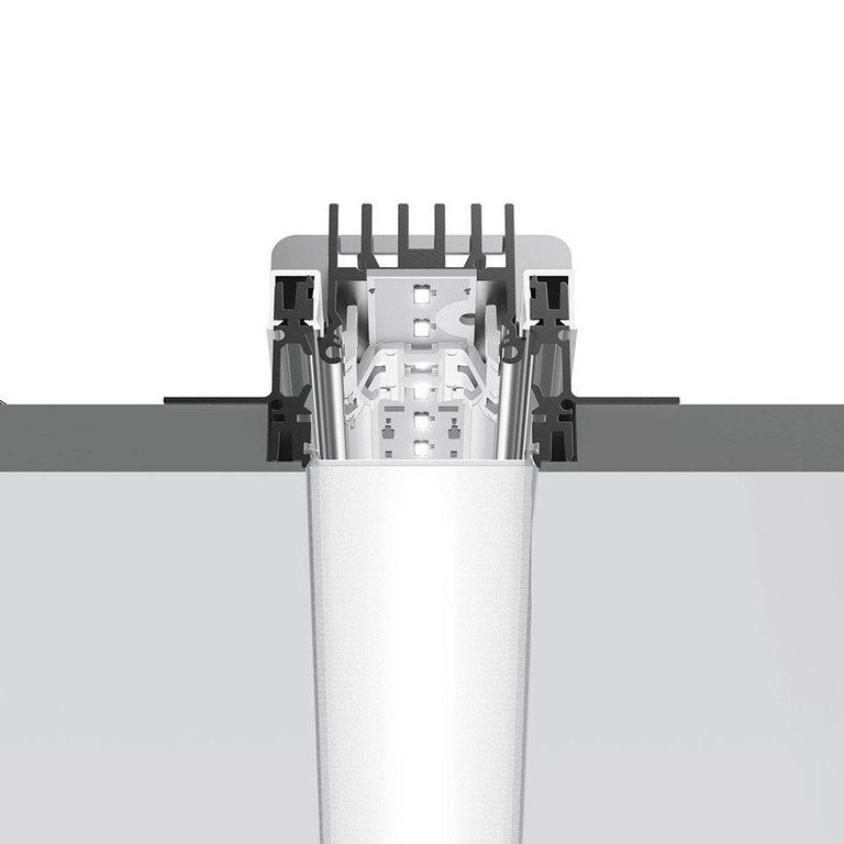 Artemide Architectural A.39 L1482 AR AT00700 Aluminium