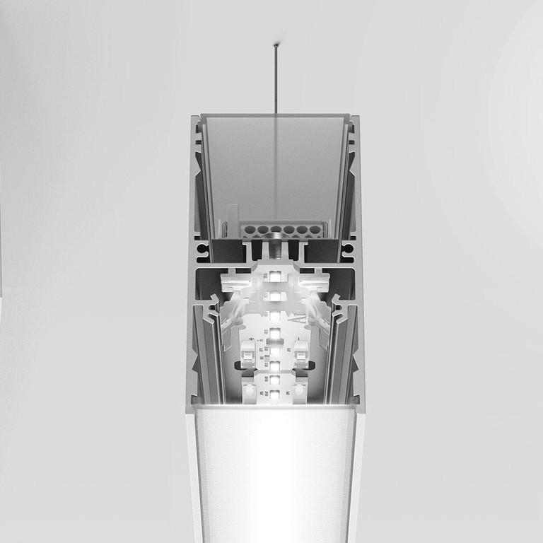 Artemide Architectural A.39 L2368 AR AT15101 Blanc