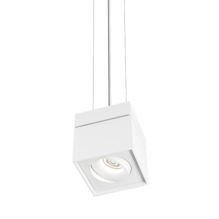 Wever&Ducre Sirro 1.0 LED WE 139564W5 Blanc / blanc