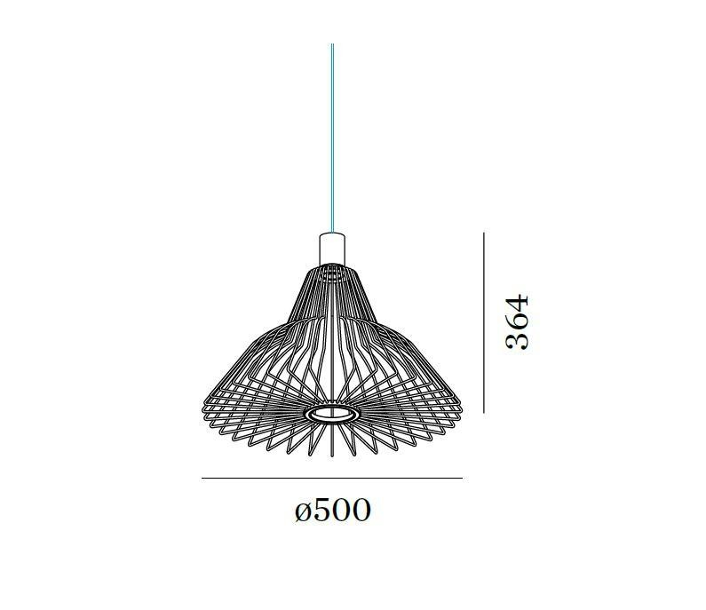 Wever&Ducre Wiro 1.0 INDUSTRY, SHADE WE 230100T0 Gris